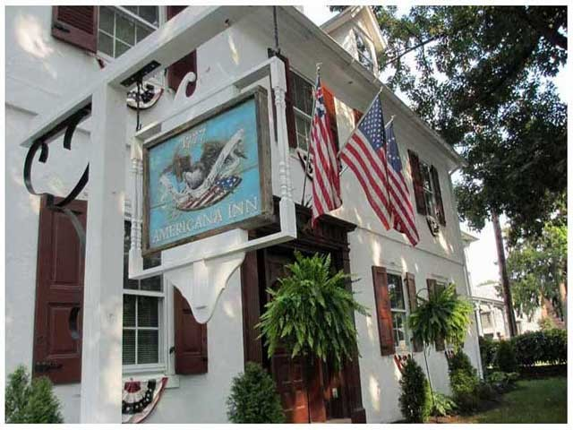 1777 Americana Inn Bed & Breakfast – Ephrata PA