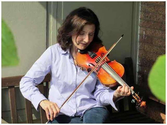 Hollis Payer Irish Fiddle