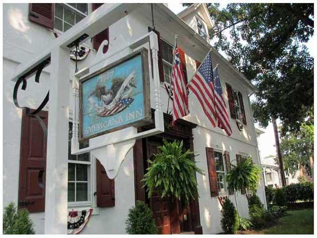 1777 Americana Inn